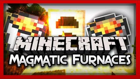 lava furnace minecraft mod