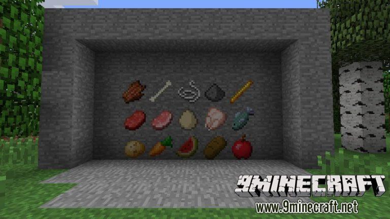 lazyminers minecraft mod