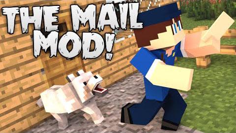 mailbox minecraft mod