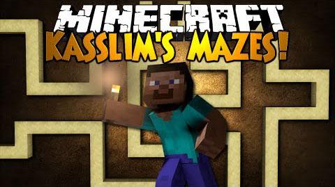 mazes by kasslim minecraft mod