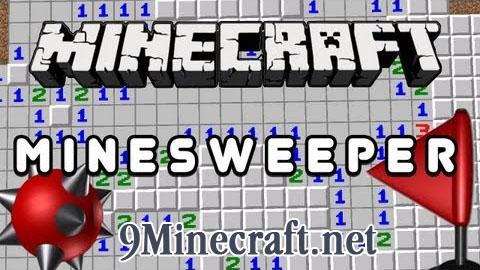 minesweeper minecraft mod