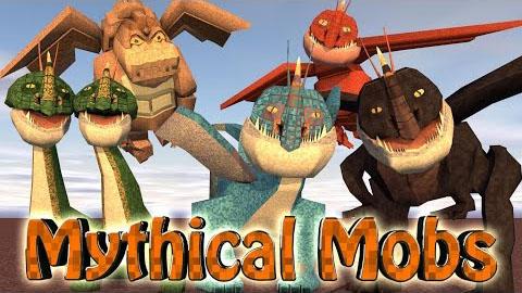 mlp mythical creatures minecraft mod