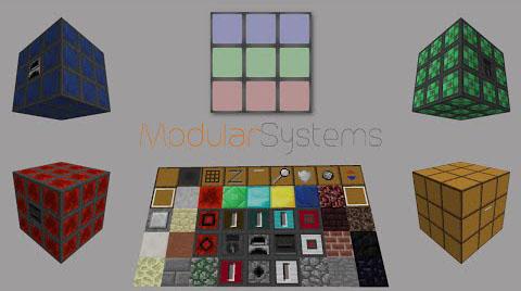 modular systems minecraft mod