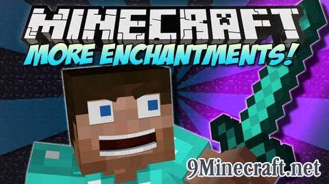 more enchantments minecraft mod