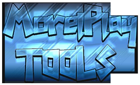 morelplay tools minecraft mod