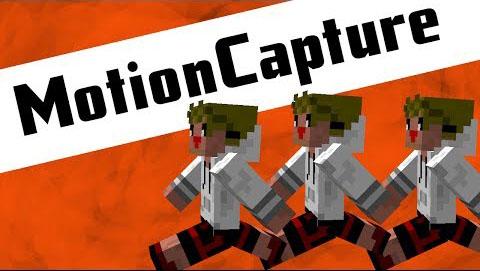 motion capture minecraft mod