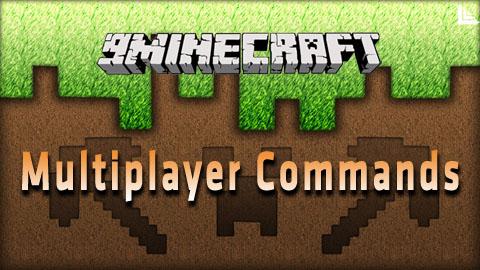 multiplayer commands minecraft mod