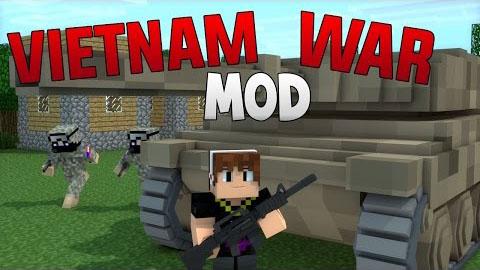 namcraft vietnam war minecraft mod