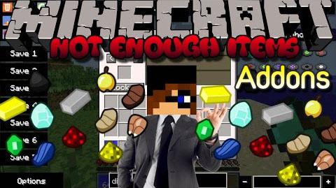 nei addons minecraft mod