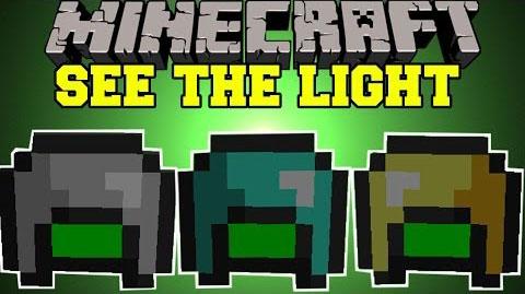 night vision mining hats minecraft mod
