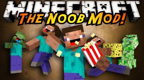 noob minecraft mod
