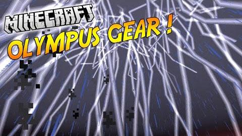 olympus gear minecraft mod