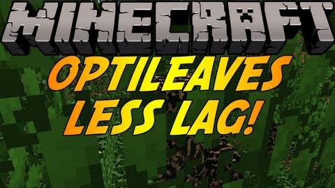 optileaves minecraft mod