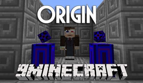 origin minecraft mod