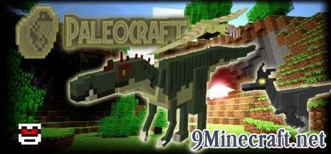 paleocraft minecraft mod