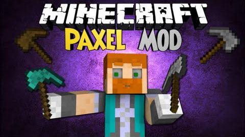paxel minecraft mod