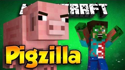 pigzilla minecraft mod