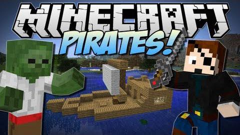 pirates minecraft mod