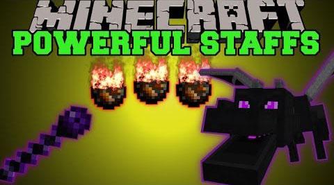 power staff minecraft mod