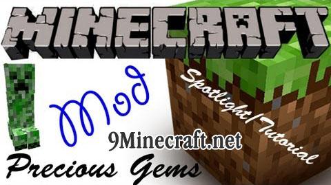 precious gems minecraft mod