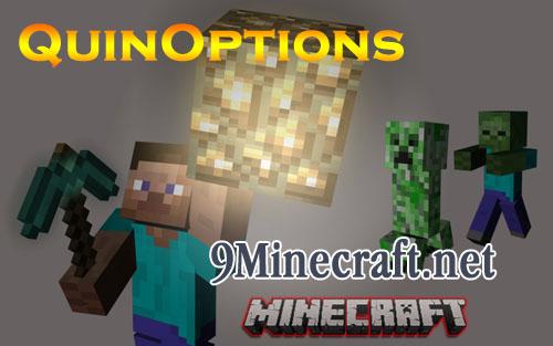 quinoptions minecraft mod