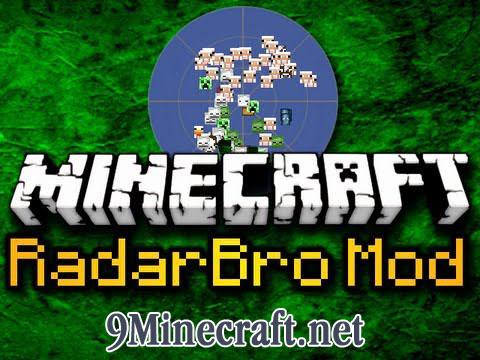radarbro minecraft mod