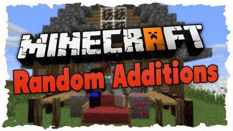 random additions minecraft mod