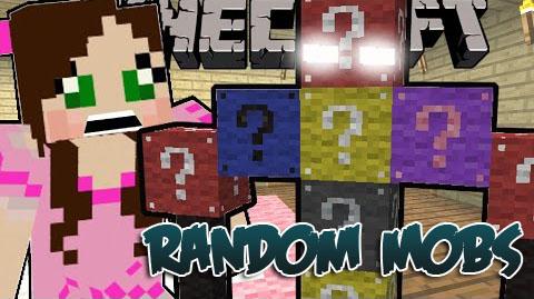 random mobs minecraft mod
