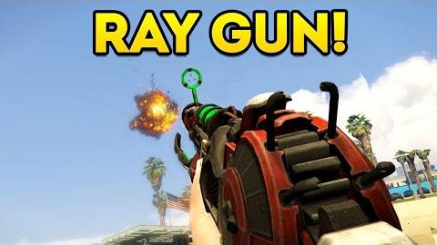 ray gun minecraft mod