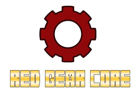 red gear core minecraft mod