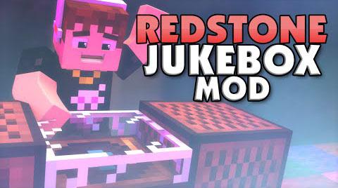 redstone jukebox minecraft mod