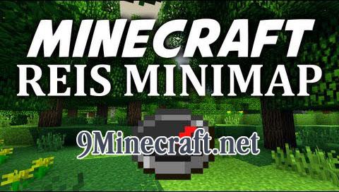 reis minimap minecraft mod