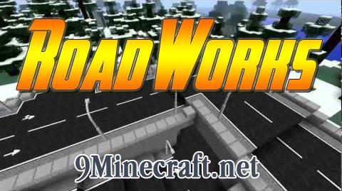 roadworks minecraft mod