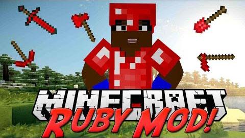 ruby minecraft mod