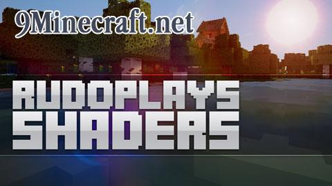 rudoplays shaders minecraft mod