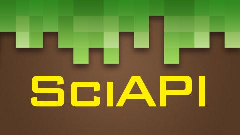 sciapi minecraft mod