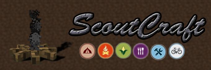 scoutcraft minecraft mod