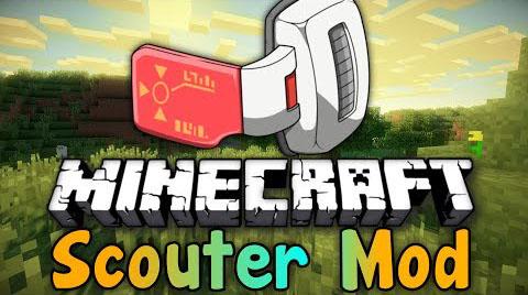 scouter minecraft mod