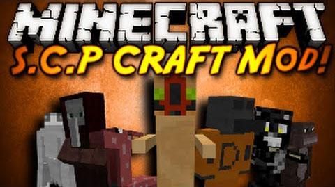 scp craft 2 reincarnation minecraft mod