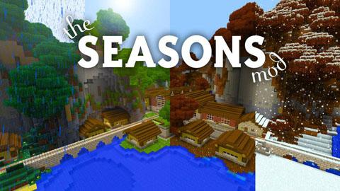 seasons minecraft mod