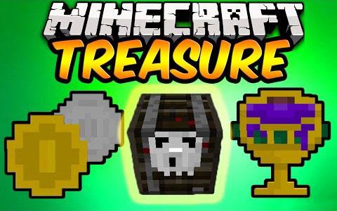sgs treasure minecraft mod