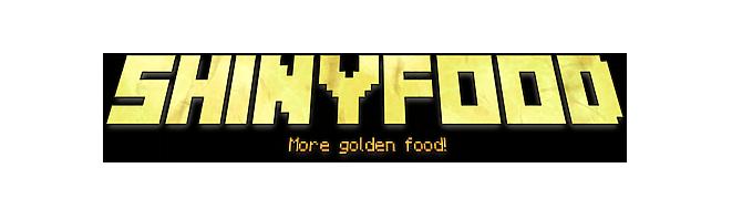 shinyfood minecraft mod