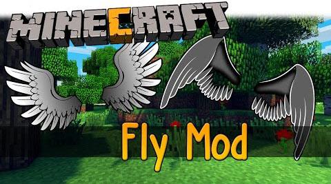 simple armor fly minecraft mod