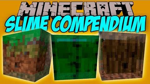 slime compendium minecraft mod