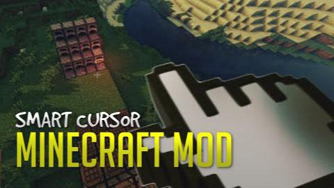 smart cursor minecraft mod
