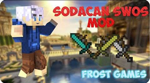 sodacan swows minecraft mod