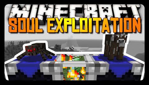 soul exploitation minecraft mod