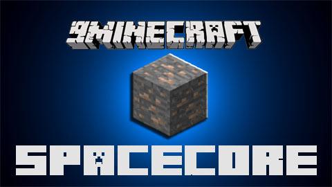 spacecore minecraft mod
