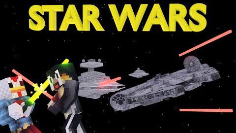 star wars by maggicraft minecraft mod