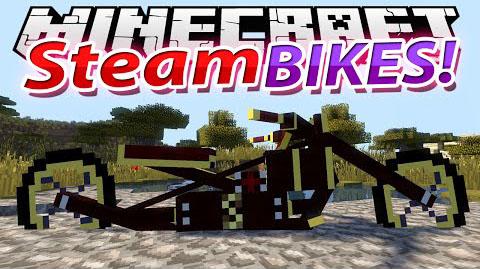 steam bikes minecraft mod